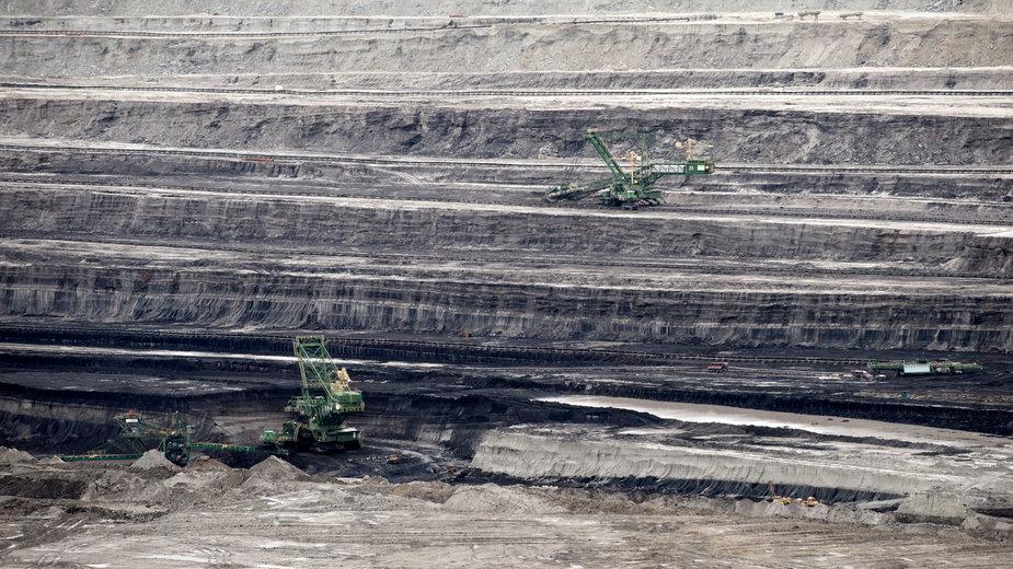 Kopalnia węgla brunatnego Turów