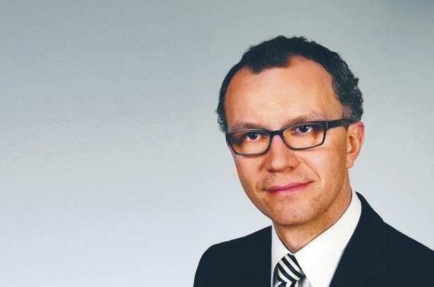 Mariusz Korpalski radca prawny z poznańskiej kancelarii Komarnicka Korpalski