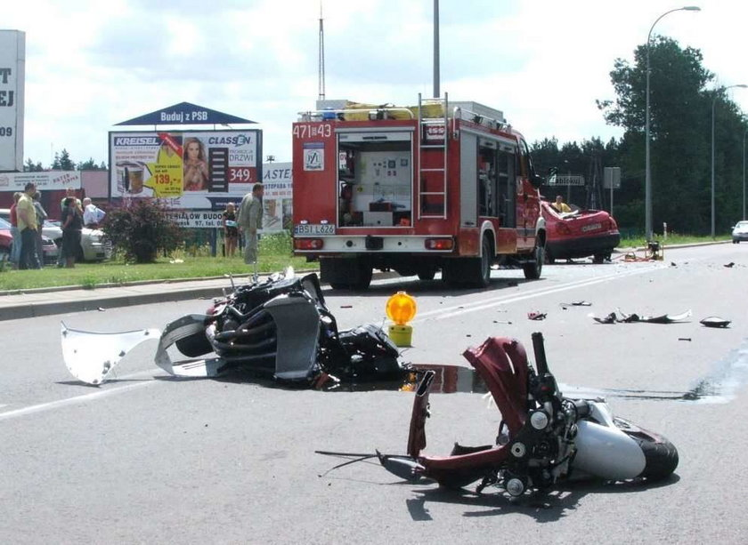 Wakacje na polskich drogach