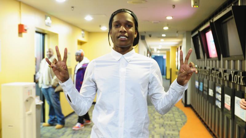 A$AP Rocky (fot. Getty Images)