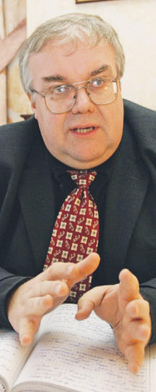 Leszek Zabielski, notariusz Fot. Wojciech Górski