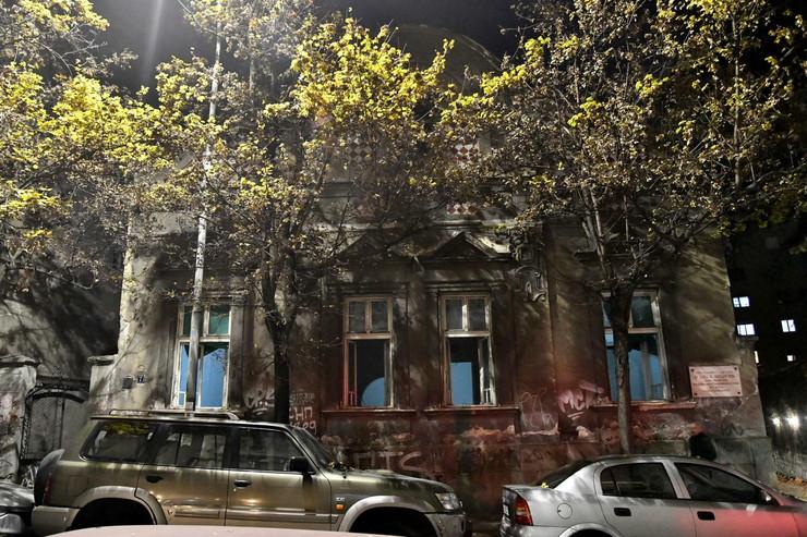 Požar Hilandarska kuća Laze Lazarevića
