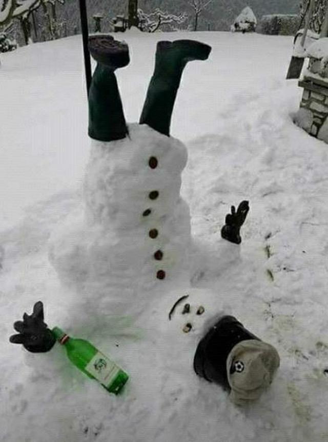Pijani Sneško u Vaganima kod Kotor Varoši