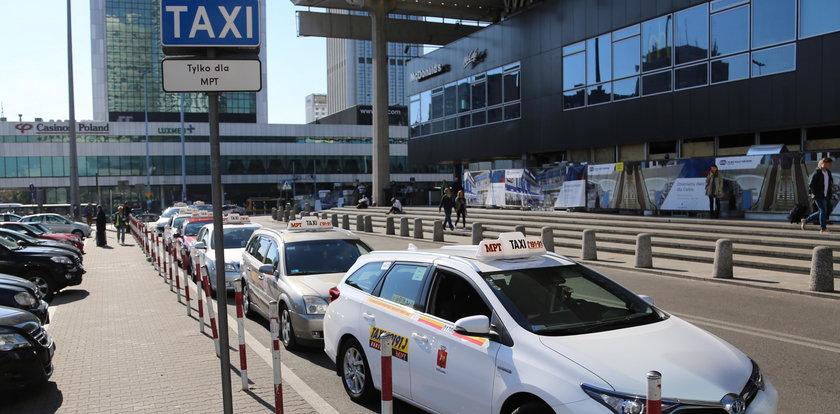 Tyle zapłacisz za taksówkę w Warszawie