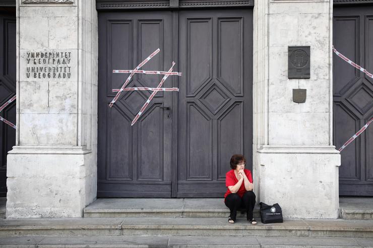 Blokada Rektorat