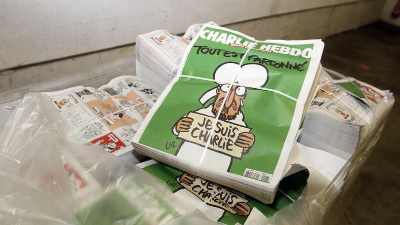 "Magazyn satyryczny ""Charlie Hebdo"""