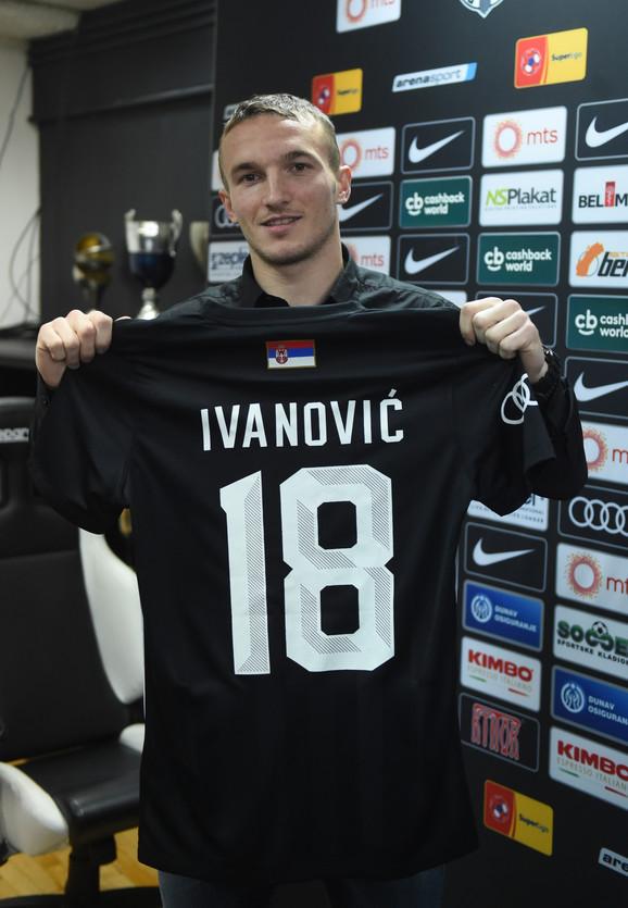 Novi špic crno-belih: Đorđe Ivanović