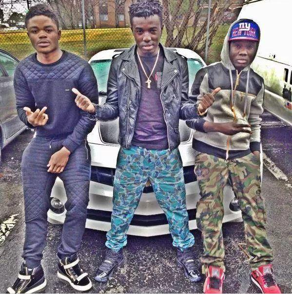 Criss Waddle, Showboy and friend