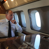 PUTINOVA FLOTA Ruski predsednik ima četiri superluksuzna aviona i do poslednjeg trenutka se NE ZNA kojim će leteti (FOTO, VIDEO)