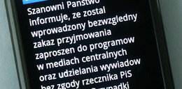 Kaczyński zakazał udzielać wywiadów