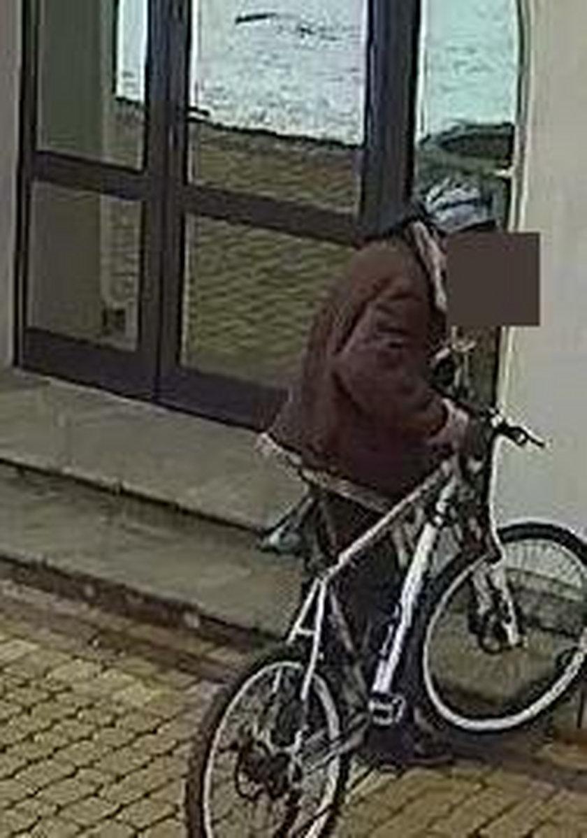 Kościelny monitoring zarejestrował kradzież i jego sprawcę