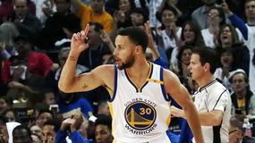 Liga NBA - koszykarze Golden State faworytami bukmacherów