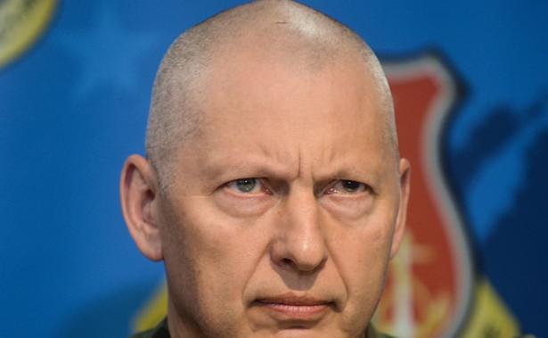 Generał broni Mirosław Różański, były dowódca generalny Wojska Polskiego
