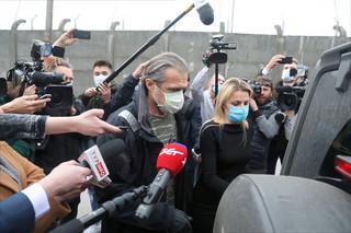 Sławomir Nowak po opuszczeniu aresztu: Przyjdzie czas na prawdę i odwojowanie tego wszystkiego