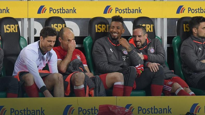Koledzy z Bayernu wyśmiali wściekłego Robbena