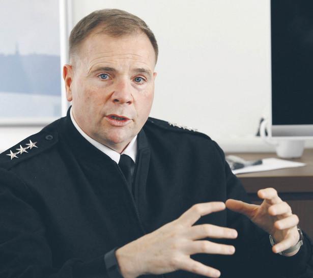 Gen. Ben Hodges – do 2017 r. głównodowodzący armii USA w Europie (USAREUR), obecnie honorowy przewodniczący Centrum ds. Analizy Polityki Europejskiej