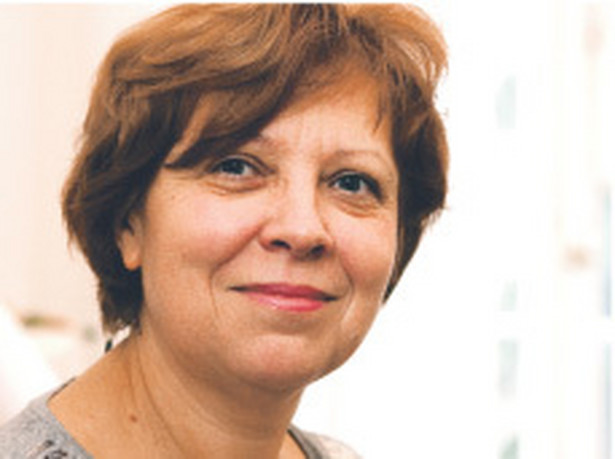 Elżbieta Lutow, ekspert Związku Rzemiosła Polskiego Fot. Wojciech Górski