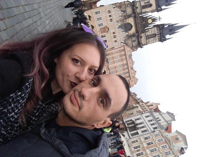 Ruža i Nemanja Jovanov