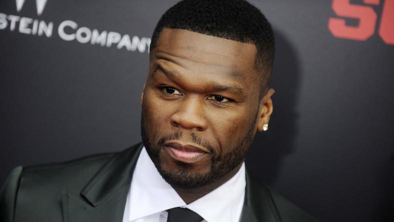 """50 Cent na premierze """"Do utraty sił"""""""