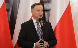 Prezydent skierował list gratulacyjny do Olgi Tokarczuk
