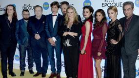 """""""Belle Epoque"""": gwiazdy na premierze serialu. Weronika Rosati zachwyciła stylizacją"""
