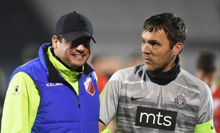 Nenad Lalatović i Vladimir Stojković