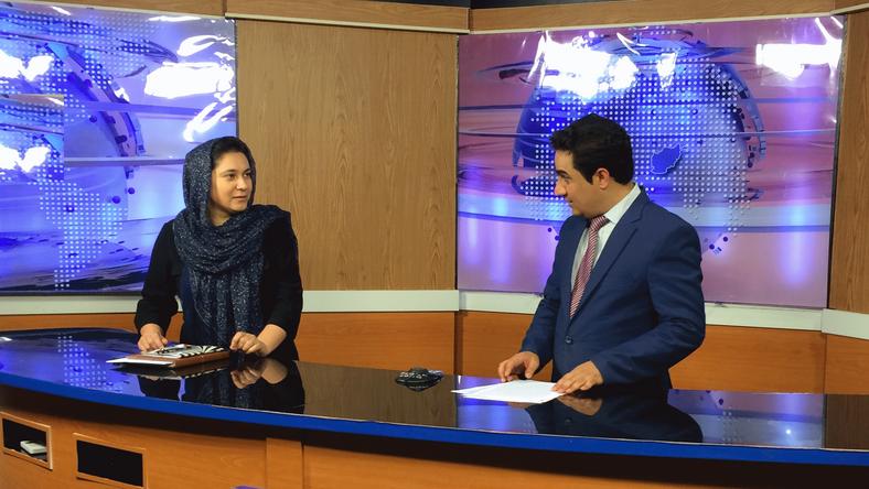 Maria Amiri, dziennikarka, Prezes Stowarzyszenia Współpracy Polsko-Afgańskiej