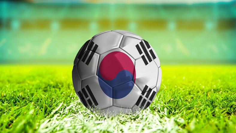 Korea Południowa piłka