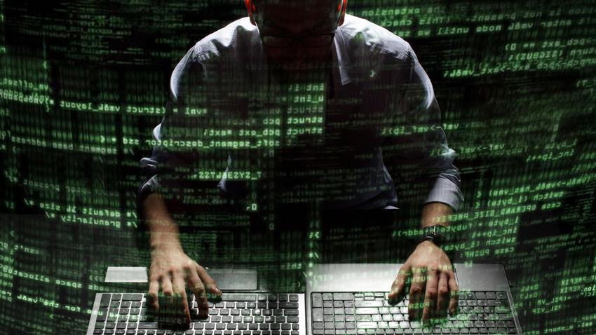 Tyskland.  Angrep av hackere ved det tyske utenriksdepartementet