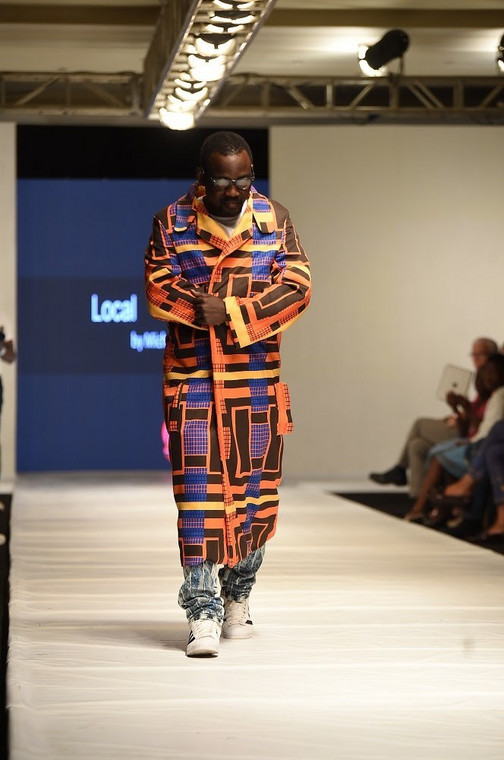 Pasuma Wonder wearing Local by Michelle