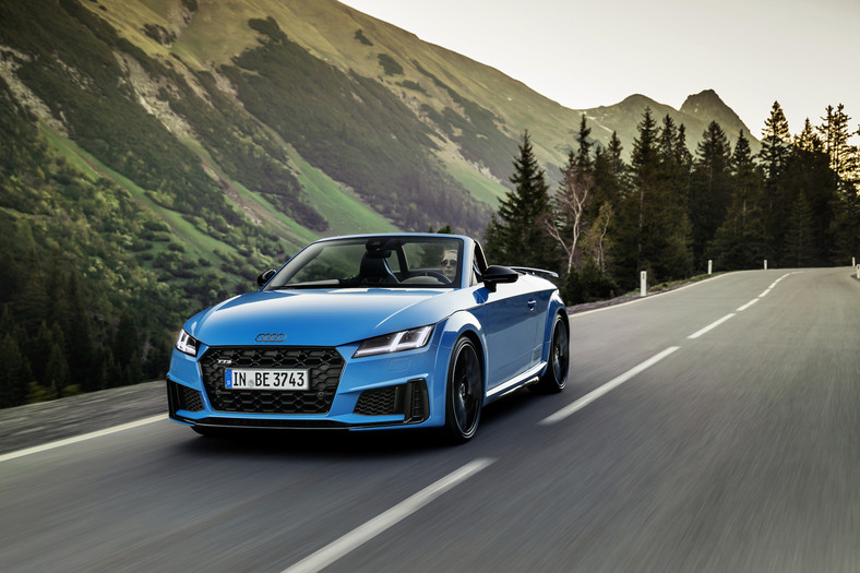 Audi TTS Roadster competition plus Roadster