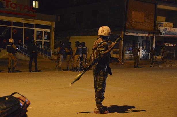 Zamach na hotel w Burkina Faso