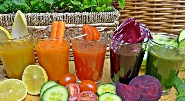 Detox diet(Shilpa Ahuja)
