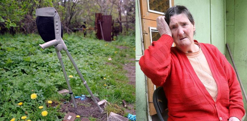 Dramat kobiety. Jej mąż pięć dni umierał, leżąc przy ulicy!