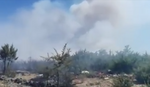 Požar kod Kistanja u Hrvatskoj se i dalje širi prema NACIONALNOM PARKU KRKA