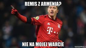 El. MŚ 2018: Polska wygrała z Armenią! Memy po meczu