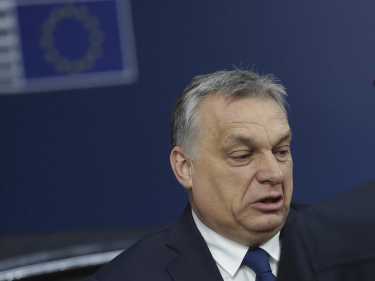 Viktor Orban EPA ARIS OIKONOMOU