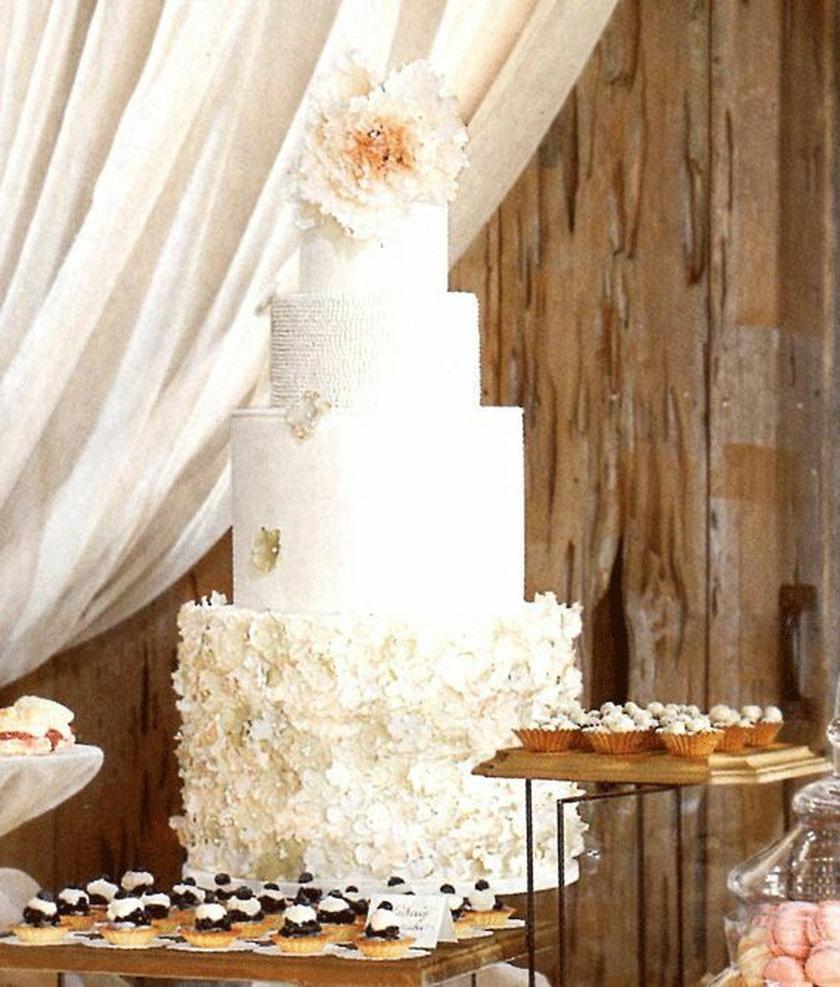 Tort ślubny Blake Lively i Ryana Reynoldsa