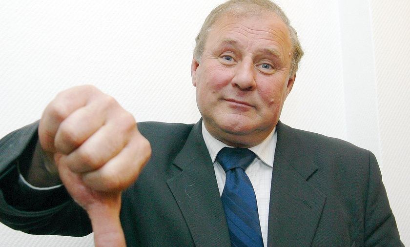 Jan Tomaszewski poseł PiS