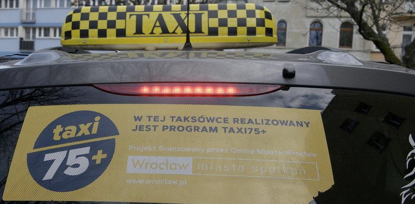 Seniorzy! Macie taksówki za darmo