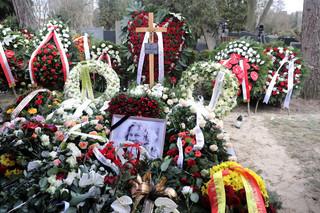 Paweł Królikowski spoczął na Powązkach Wojskowych