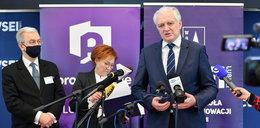 Gowin po rozmowach z Kaczyńskim i Ziobro: nikt nie myśli o przedterminowych wyborach