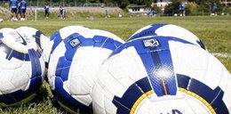 Futbolistom ukradli piłki. Nie mieli czym trenować