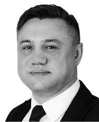 Dariusz Gałązka partner w Grant Thornton