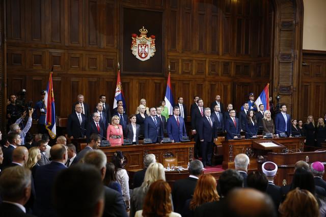 Odlazeća Vlada Srbije