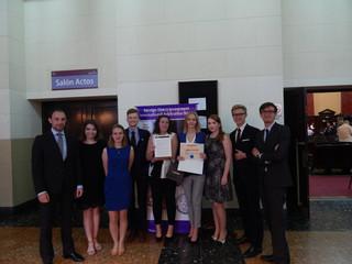 Studenci UW wysoko w międzynarodowym konkursie arbitrażowym