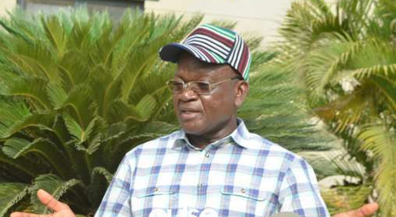 I have no capacity to pay N30,000 minimum wage, Ortom tells Benue workers