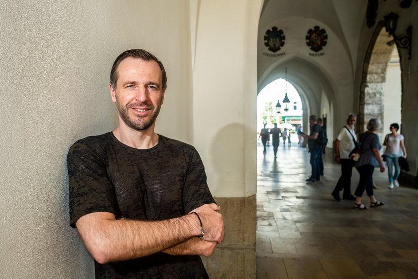 Maciej Żurawski (45 l.), były piłkarz Warty i Wisły