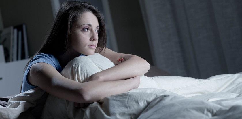 Skąd te problemy z zasypianiem?