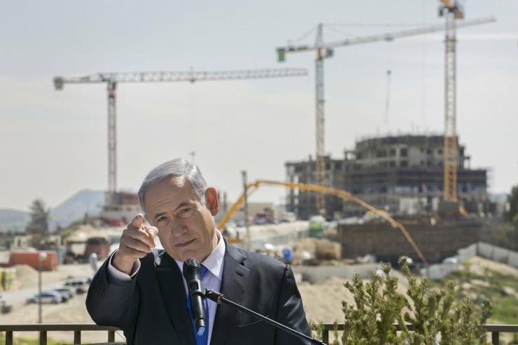 Nema ništa od Palestine: Benjamin Netanjahu